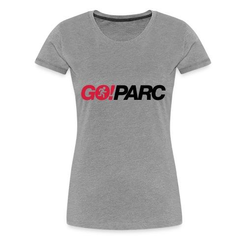 logo04v - Frauen Premium T-Shirt