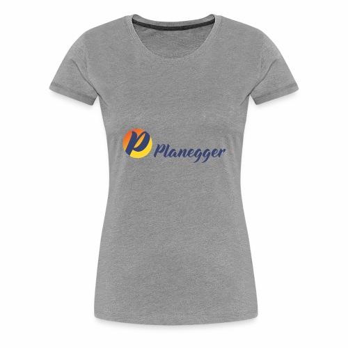 Planegger Logo - Frauen Premium T-Shirt