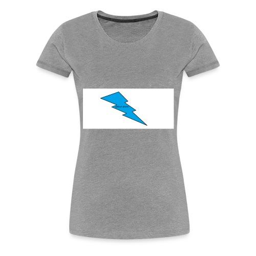 logo gobeyn power - T-shirt Premium Femme