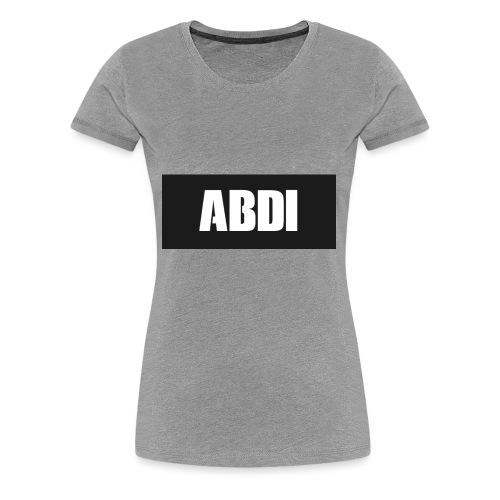 Abdi - Women's Premium T-Shirt