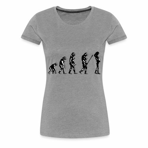EVOLUTION - T-shirt Premium Femme