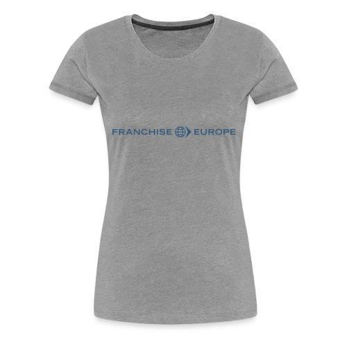 Franchise Europe t-shirt - Women's Premium T-Shirt
