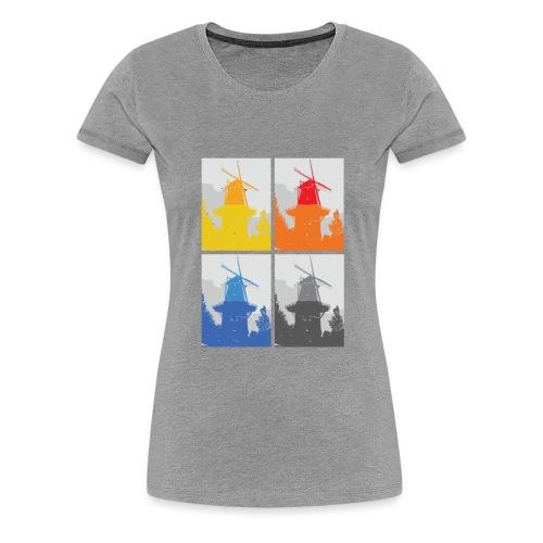 Mills - Women's Premium T-Shirt