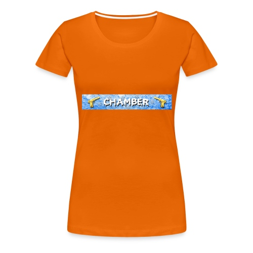 Chamber - Maglietta Premium da donna