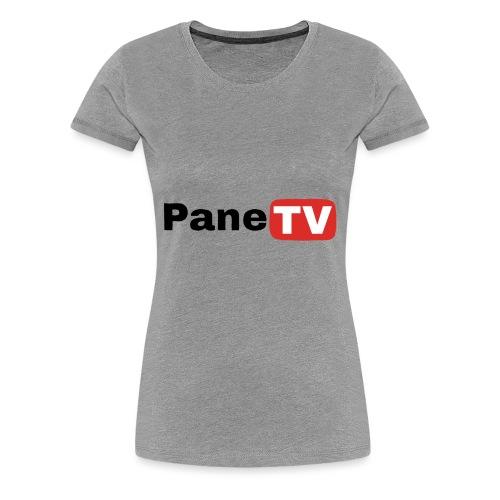 PaneTV - Frauen Premium T-Shirt