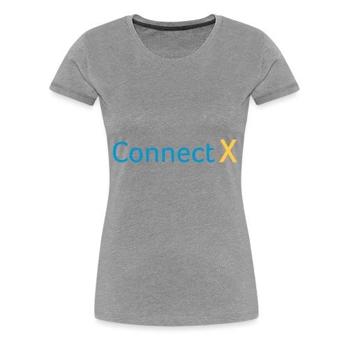 CXlogoC - T-shirt Premium Femme