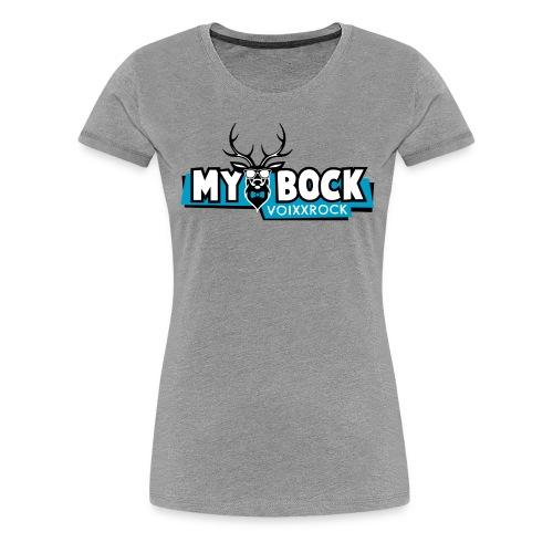 MYBOCK Logo - Frauen Premium T-Shirt