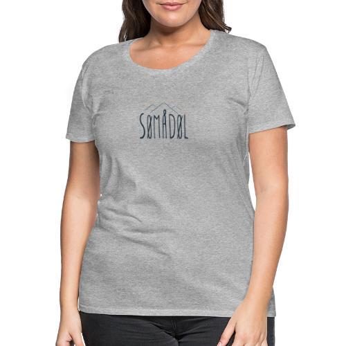 Sømådøl - Premium T-skjorte for kvinner