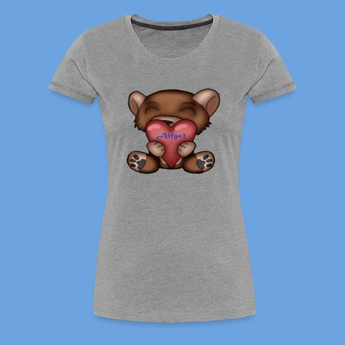 Alf T-Shirt Bär - Frauen Premium T-Shirt