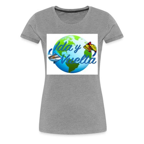 Ida y Vuelta-jpeg - Camiseta premium mujer