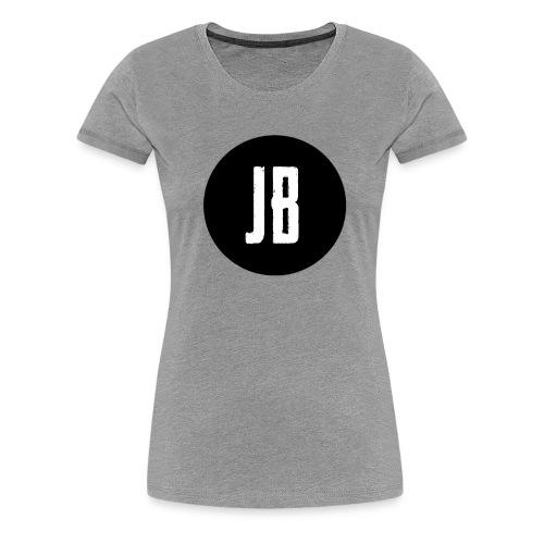 Josh Burton - Women's Premium T-Shirt