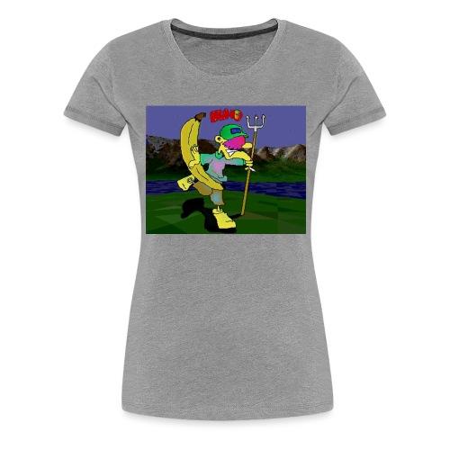 Bruno II - Premium T-skjorte for kvinner