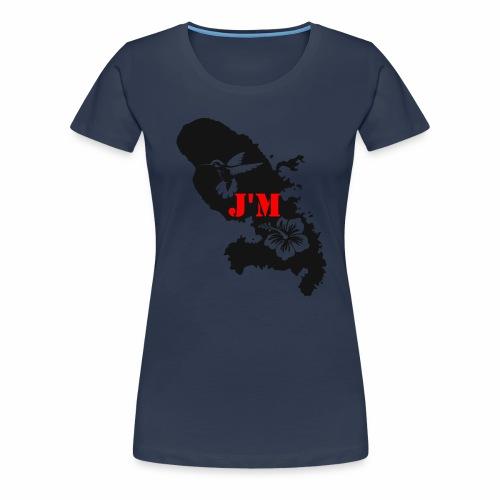 J'M La Martinique - T-shirt Premium Femme