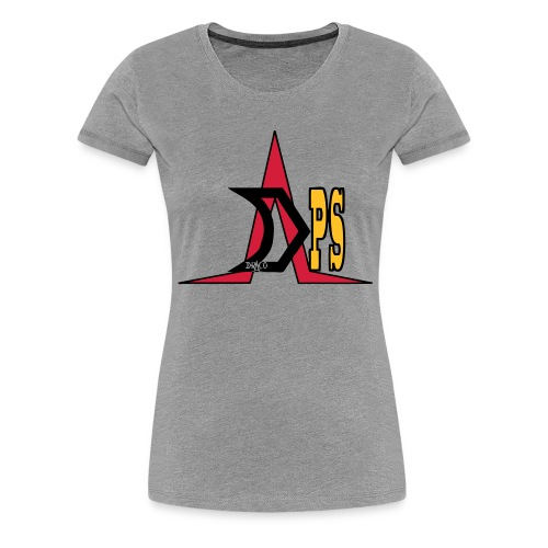 dps444 - T-shirt Premium Femme