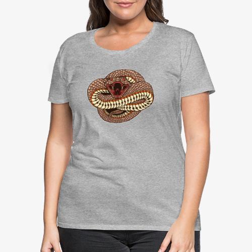 Sauvage et dangereux - T-shirt Premium Femme
