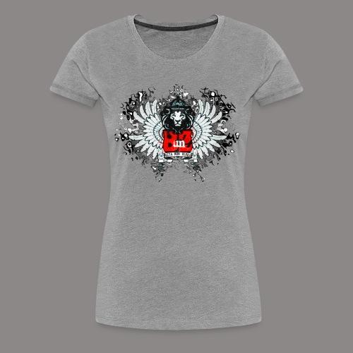 BUNZ LOGO - Women's Premium T-Shirt