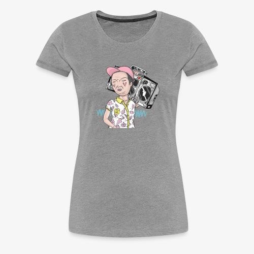 Summer time - Camiseta premium mujer