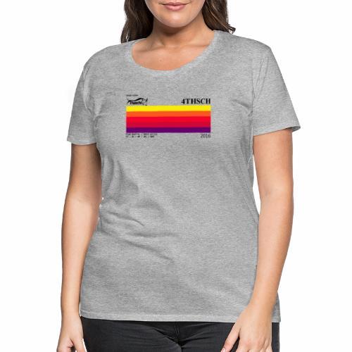 VHS-Kassette - Frauen Premium T-Shirt