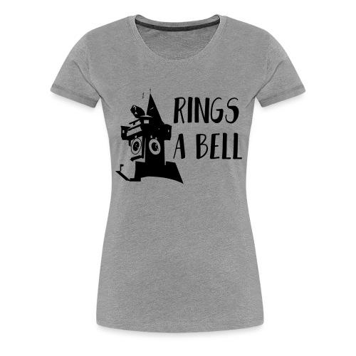 Rings a Bell in Graz - Women's Premium T-Shirt