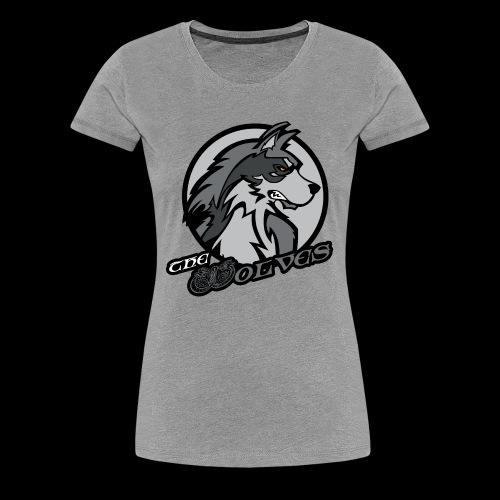 Wolves faction - Women's Premium T-Shirt