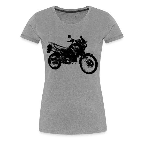 DR650RSE - Frauen Premium T-Shirt