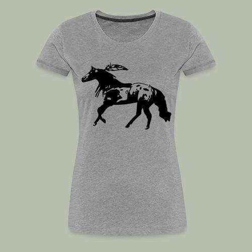 Appaloosa - Frauen Premium T-Shirt