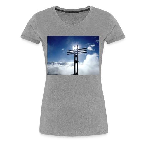 Bergzeit 003 - Frauen Premium T-Shirt