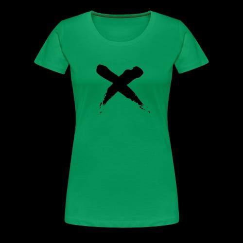 x - Maglietta Premium da donna