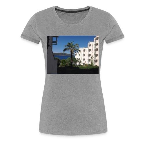 IMG 0695 - Dame premium T-shirt