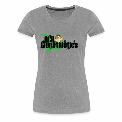 Bierathletics - Frauen Premium T-Shirt