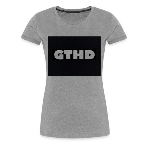 GTHD Accsesories - Women's Premium T-Shirt