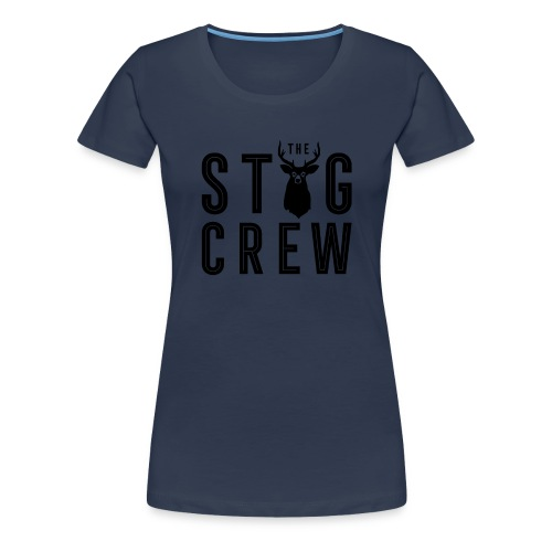 THE STAG CREW - Women's Premium T-Shirt
