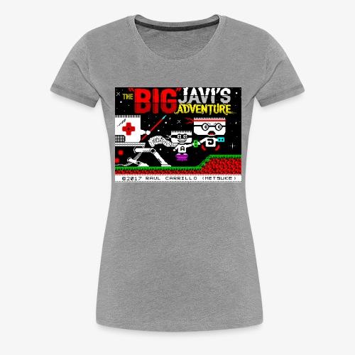BJA Loaing Screen - Camiseta premium mujer