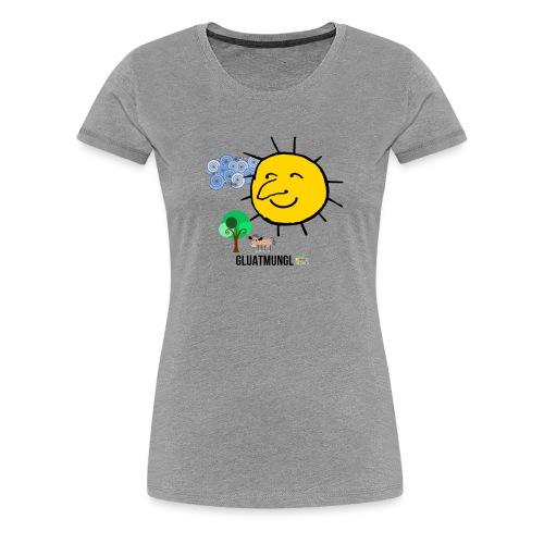 Gluatmungl - Frauen Premium T-Shirt