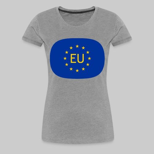 VJocys European Union EU - Women's Premium T-Shirt