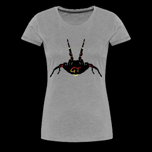 Spider Attack GT - T-shirt Premium Femme