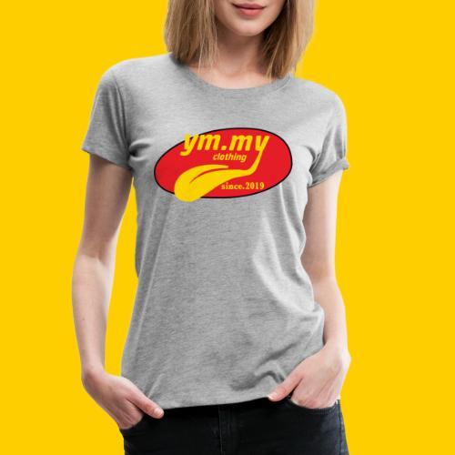 YM.MY clothing LOGO - Women's Premium T-Shirt