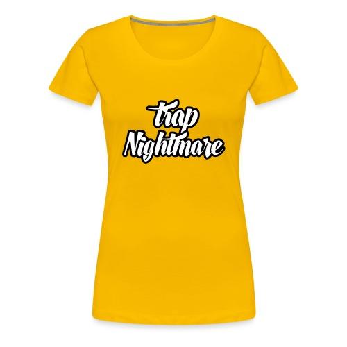 conception lisse - T-shirt Premium Femme