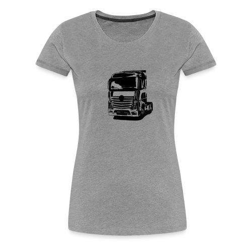 Actross - Frauen Premium T-Shirt