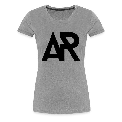 AR // Sweat-Shirt - T-shirt Premium Femme