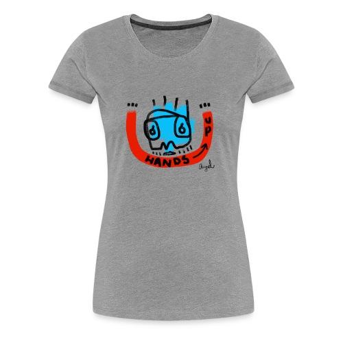 Ilustracio n sin ti tulo 5 - Camiseta premium mujer