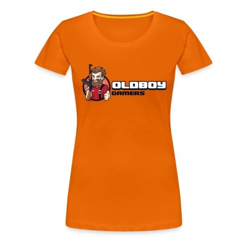 Oldboy Gamers Fanshirt - Premium T-skjorte for kvinner