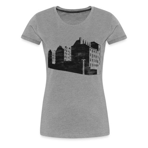 Berlin-Kopenhagener Str - Frauen Premium T-Shirt