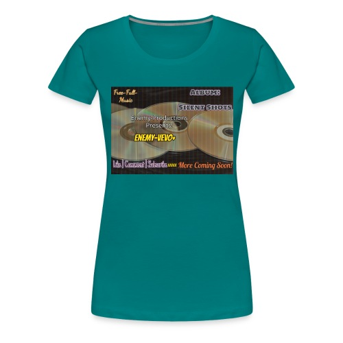 Enemy_Vevo_Picture - Women's Premium T-Shirt