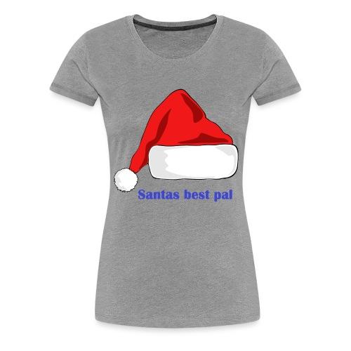 Isle of Santas Pal - Women's Premium T-Shirt