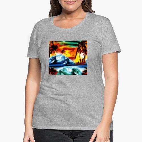 Été indien - T-shirt Premium Femme