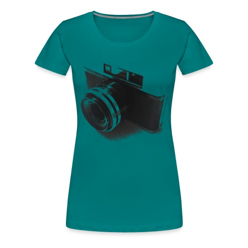 camara (Saw) - Women's Premium T-Shirt