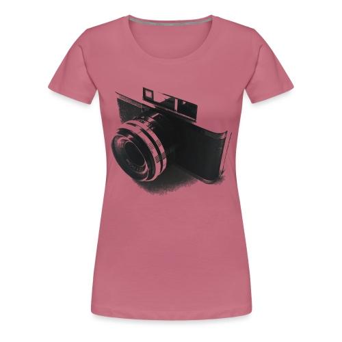 camara (Saw) - Women's Premium T-Shirt