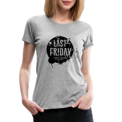 Last Friday Grunge - Frauen Premium T-Shirt