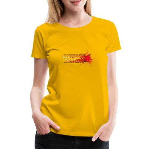 Chicken Dinner - Frauen Premium T-Shirt